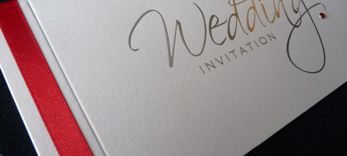 Wedding Invitations Using Photo Books